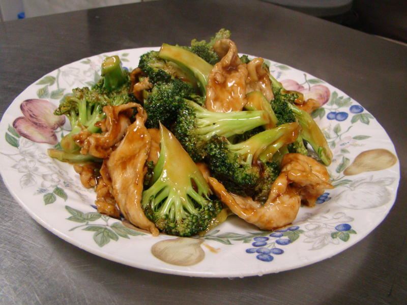 Chinese Food Chicken And Broccoli Chinese Chicken And Broccoli