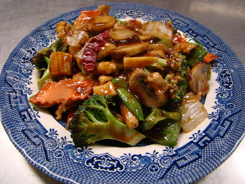 Hunan Chicken(Spicy) - Poultry